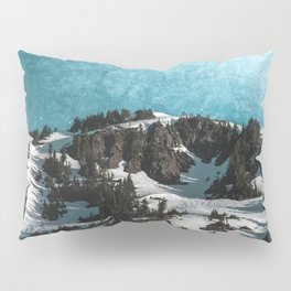 Mountain Morning Dew Pillow Sham
