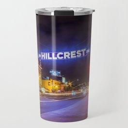 Hillcrest (San Diego) Sign - SD Signs Series #3 Travel Mug