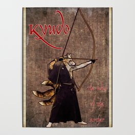 Kyudo: The Way of the Archer Poster