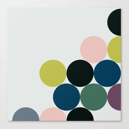 cluster    chill Canvas Print
