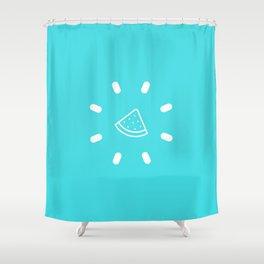 Wowtermelon Shower Curtain
