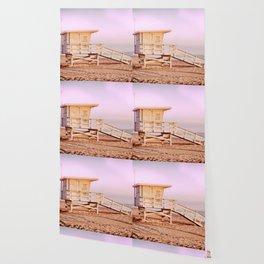 BEACH SCENES, LOS ANGELES Wallpaper