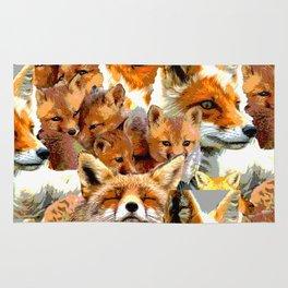 Feelin' Foxy Rug