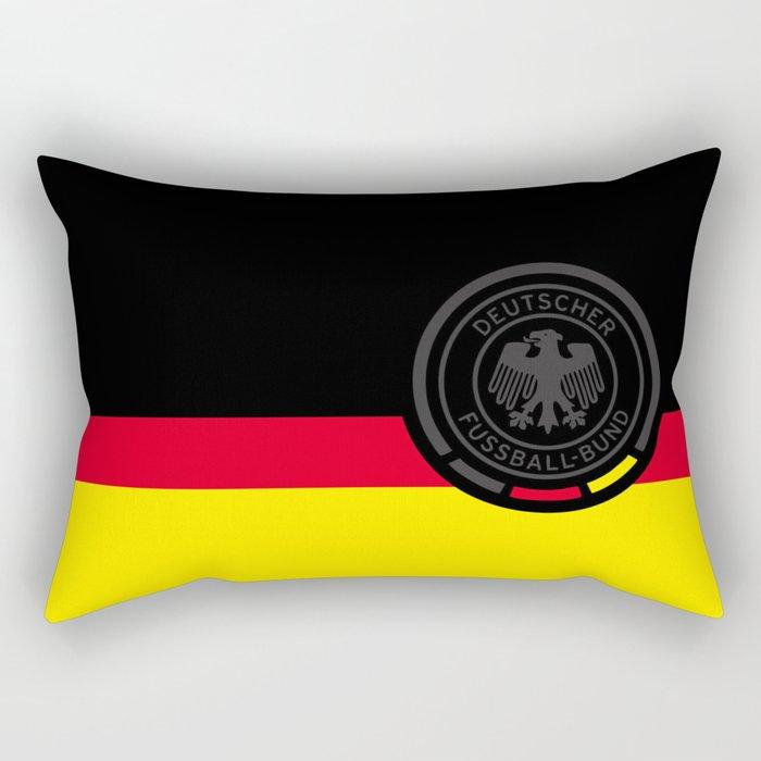 GERMAN Football Association Rectangular Pillow