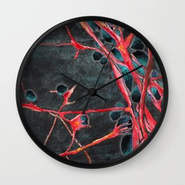 PLURIPOTENT (EMBRYONIC) STEM CELLS Wall Clock