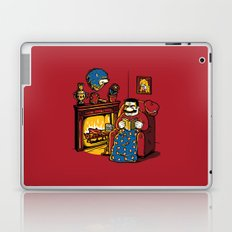 A Quiet Evening at Home Laptop & iPad Skin