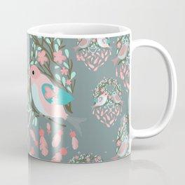 Love is in the air Spring Birds 02 Coffee Mug