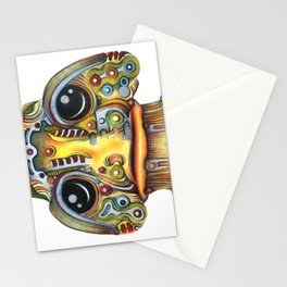 The Forlorn Alien Stationery Cards
