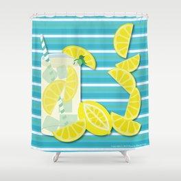 Refreshing Shower Curtain