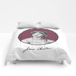 Authors - Jane Austen Comforters