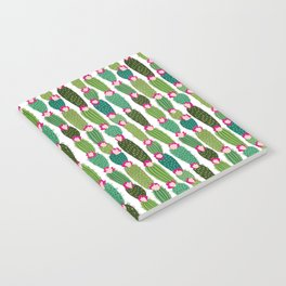 Painted Cactus Notebook