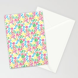 Free Tibet Party Stationery Cards