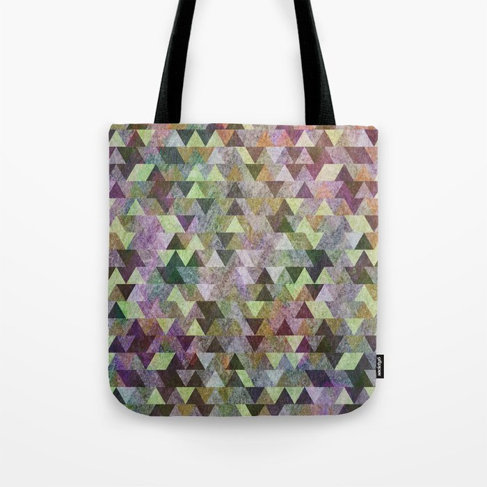Geometric Pattern VIII Tote Bag