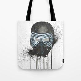 Kylo Ren - Empty Mask Tote Bag