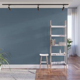 Bluestone | Pantone Fashion Color | Fall : Winter 2019-2020 | New York and London | Solid Color | Wall Mural