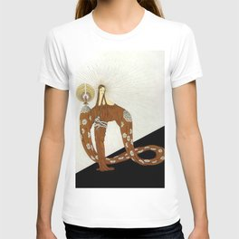 Art Deco 1920's Exotic Theatre Design T-shirt
