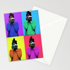 The Warhol Affect Stationery Cards