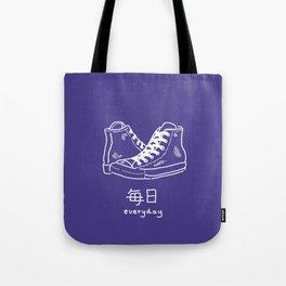 High-Tops (mainichi) Tote Bag