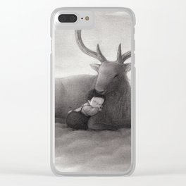 The Only Child Clear iPhone Case