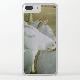 Choose Love Clear iPhone Case