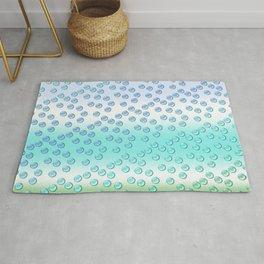 Pastel pattern 2 Rug