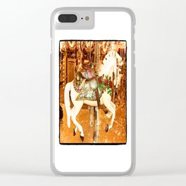 Carnivale Clear iPhone Case