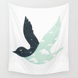 Bipolar Bird Wall Tapestry