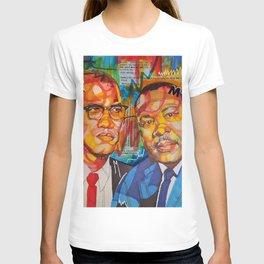 Malcolm X King T-shirt