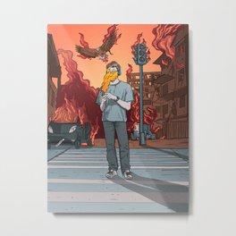 APPocalypse Metal Print