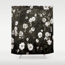 My Lazy Daisy Shower Curtain