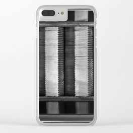 Escalate Clear iPhone Case