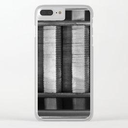 Escalate Clear iPhone Case