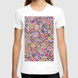 Acid Coloured T-shirt