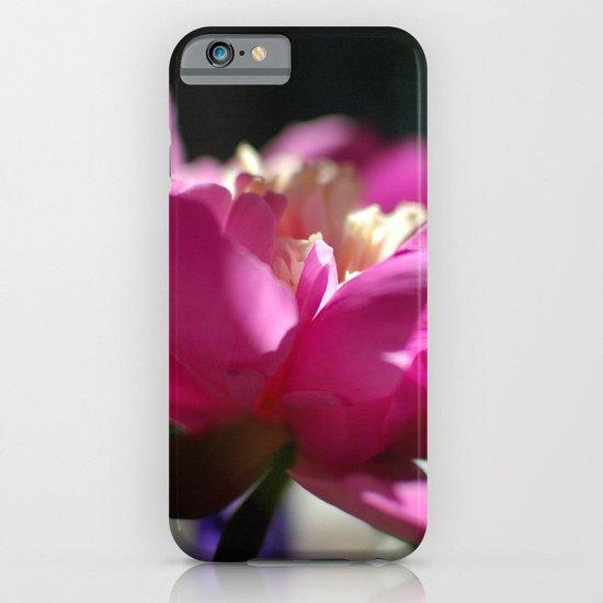 Peony iPhone & iPod Case