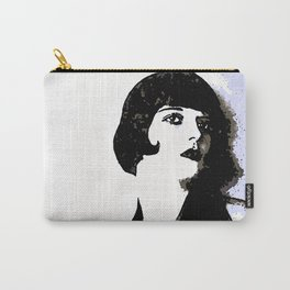 LOUISE BROOKS:  MY LOVE IS ALL I HAVE TO GIVE Carry-All Pouch
