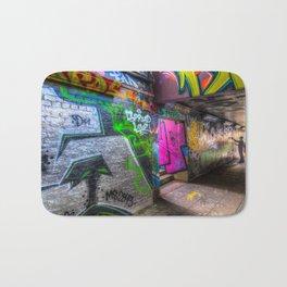 Leake Street London Graffiti  Bath Mat