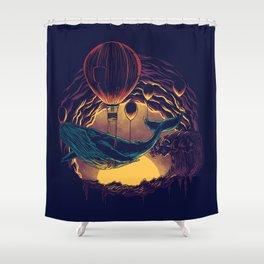 Swift Migration Shower Curtain