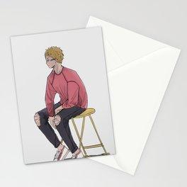 Haikyuu!! - Tsukishima Kei Stationery Cards