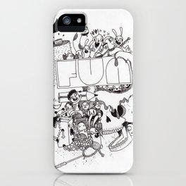 Remix iPhone Case