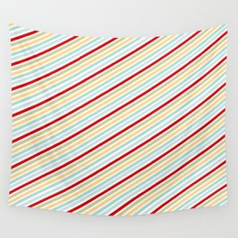 All Striped Wall Tapestry