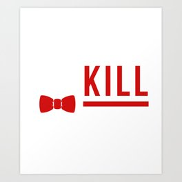 Wild West Collectables Dressed To Kill Art Print