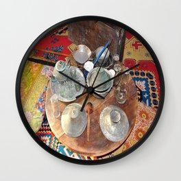 Welcome Wall Clock