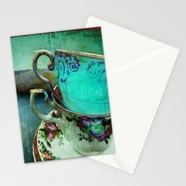 Madhatter's Teaparty #1  Stationery Cards