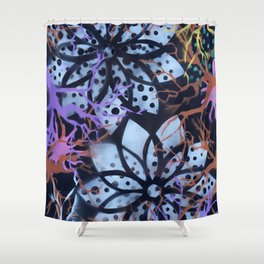 Wild nature Shower Curtain