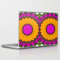 twins Laptop & iPad Skins featuring Twins by Kimberly McGuiness