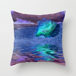 Tropical Dreaming Throw Pillow