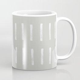 dash grey Coffee Mug
