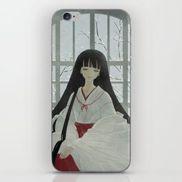 winter 2 iPhone Skin