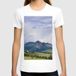 Electric Peak Yellowstone T-shirt