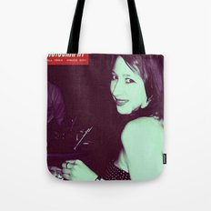 Glamour Photography Tote Bag